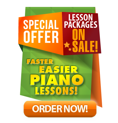 Buy Piano Lesson Packages